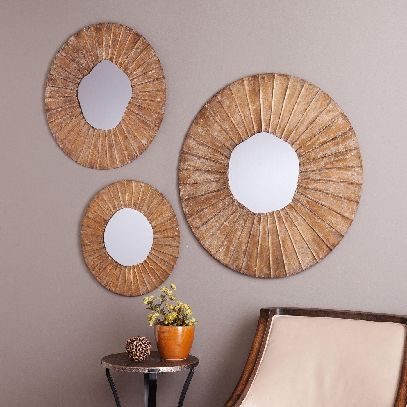 3-Piece Astoria Mirror Set