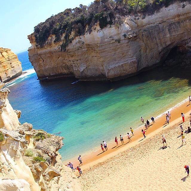 #impressive #beach at #12apostles #greatoceanroad #australia #travel #世界一周 feb.2015 by connie_takashi_konaka