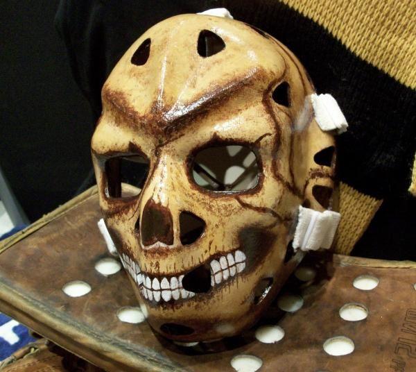 Youngblood Movie Vintage Goalie Masks Goalie Mask Goalie Hockey Helmets