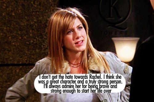 Rachel is amazing