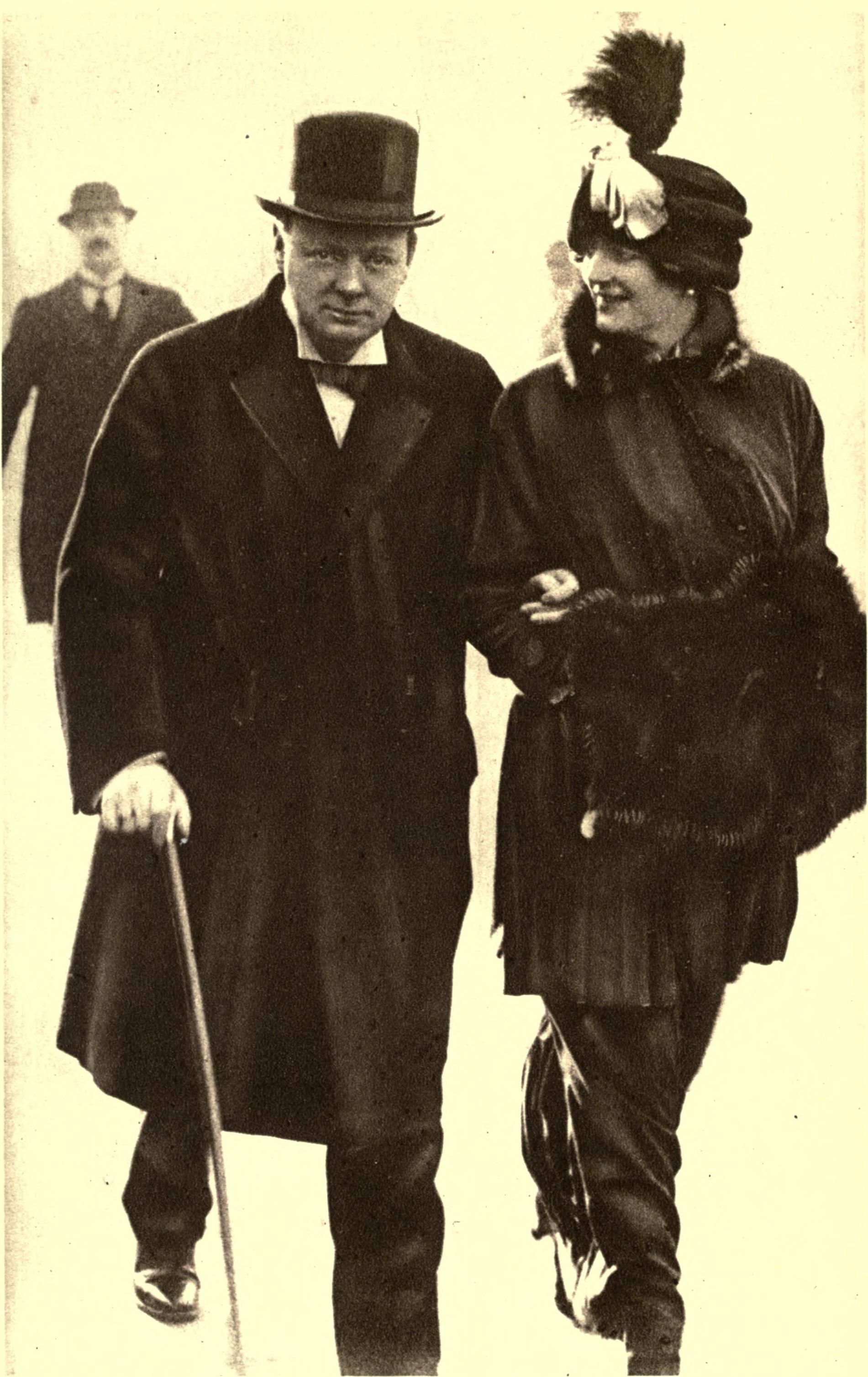 Winston And Clementine Churchill Their Love And 56 Year