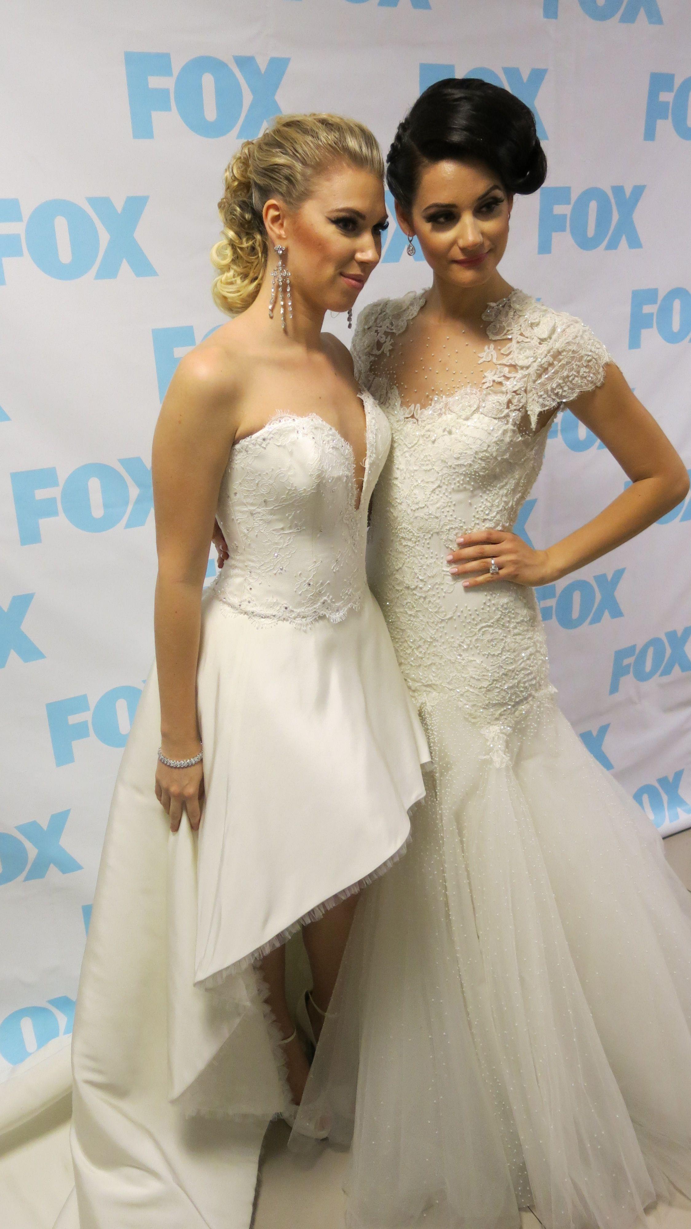 Andrea's Showcases on Fox News Good Day LA Detachable