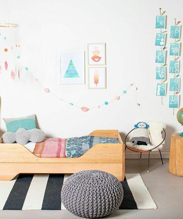 kinderzimmer dekorieren jungenzimmer gemütlich   baby   pinterest - Kinderzimmer Dekoration
