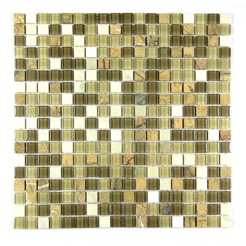 Abolos Crystal Stone 0 63 X 0 63 Marble Mosaic Tile Wall Tiles