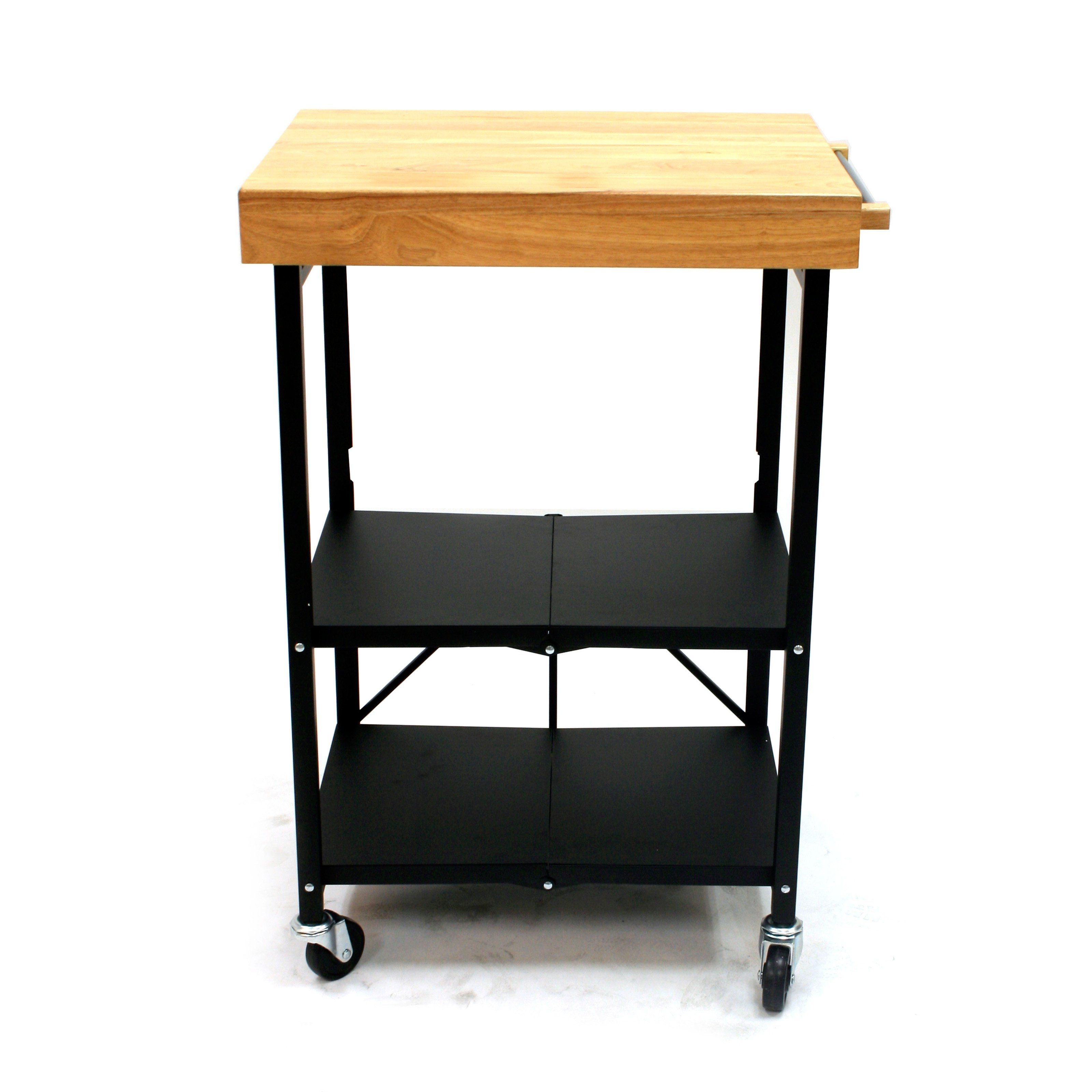 Oasis Island Folding Kitchen Cart | http://navigator-spb.info ...