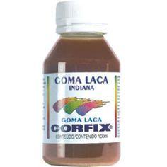 Pra que serve a Goma Laca?