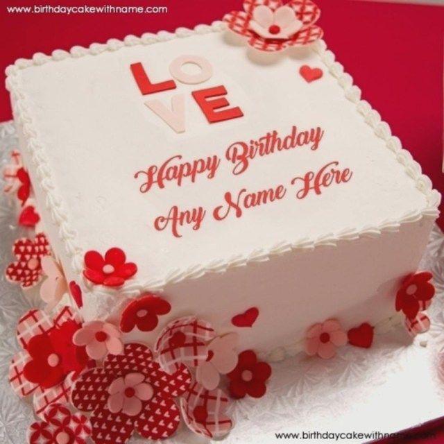 25 Great Photo Of Birthday Cake Images With Name Editor Online Birthdaycakeforgirlcf