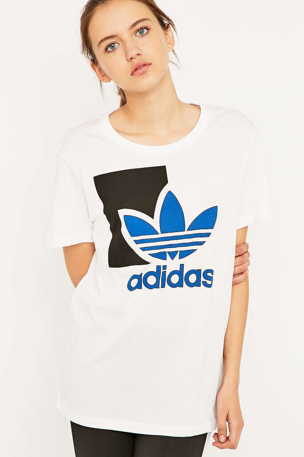 Vintage Adidas T shirt | Big Adidas Shoes Picture