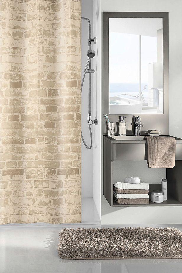 Kleine Wolke Duschvorhang Wall Breite 180 Cm Entdecke Hier Die Schonsten Einrichtungsideen Furs Badezimmer Ob Praktisc Shower Basic Shower Curtain Curtains