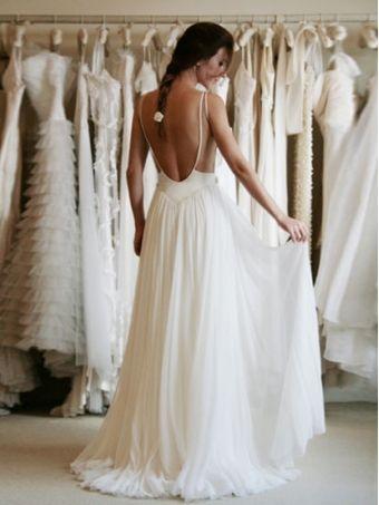 vestido de novia hipster color beige - Google Search | wedding ...
