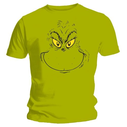 f04a194d43394 15 T-shirts designs with The Grinch, That Stole Christmas - fancy-tshirts .com