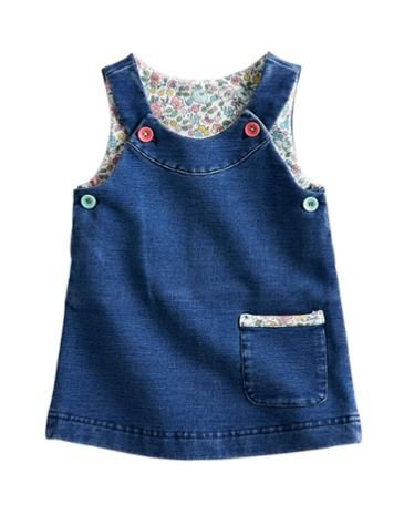 Exquisite Spring Clothes For Kids From Little Joule Girls Pinafore