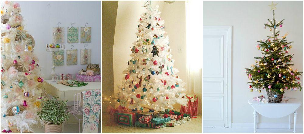Christmas Tree Decorating Ideas 2015