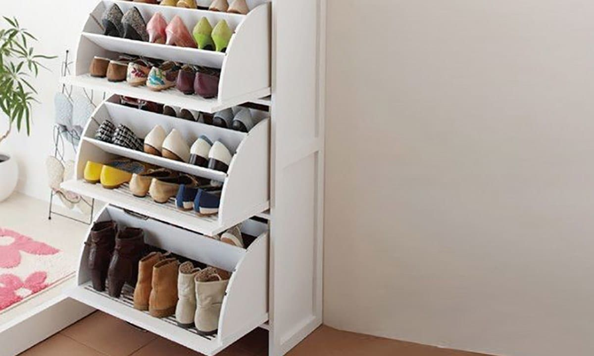 The Shoe Storage Ideas That Maximizes Home Space Shoe Storage