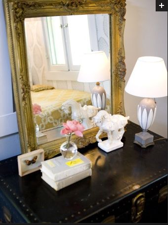 mirror for on top of the dresser