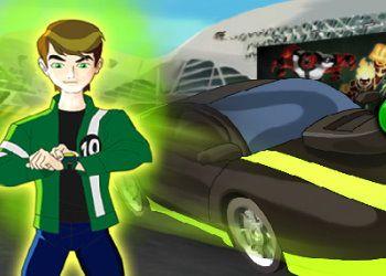 Ben10 Ultimate Drift Play Thousands Of Free Popular Online