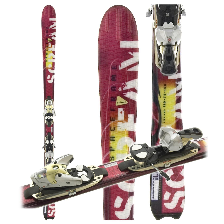 Salomon Scream 8 Pilot Skis My Babys But Mine Are Purple Skiing Purple Salomon