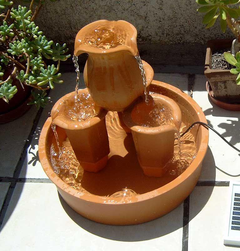 fuentes de agua estanques huerta bricolaje interiores hogar proyectos las ideas de la fuente feng shui