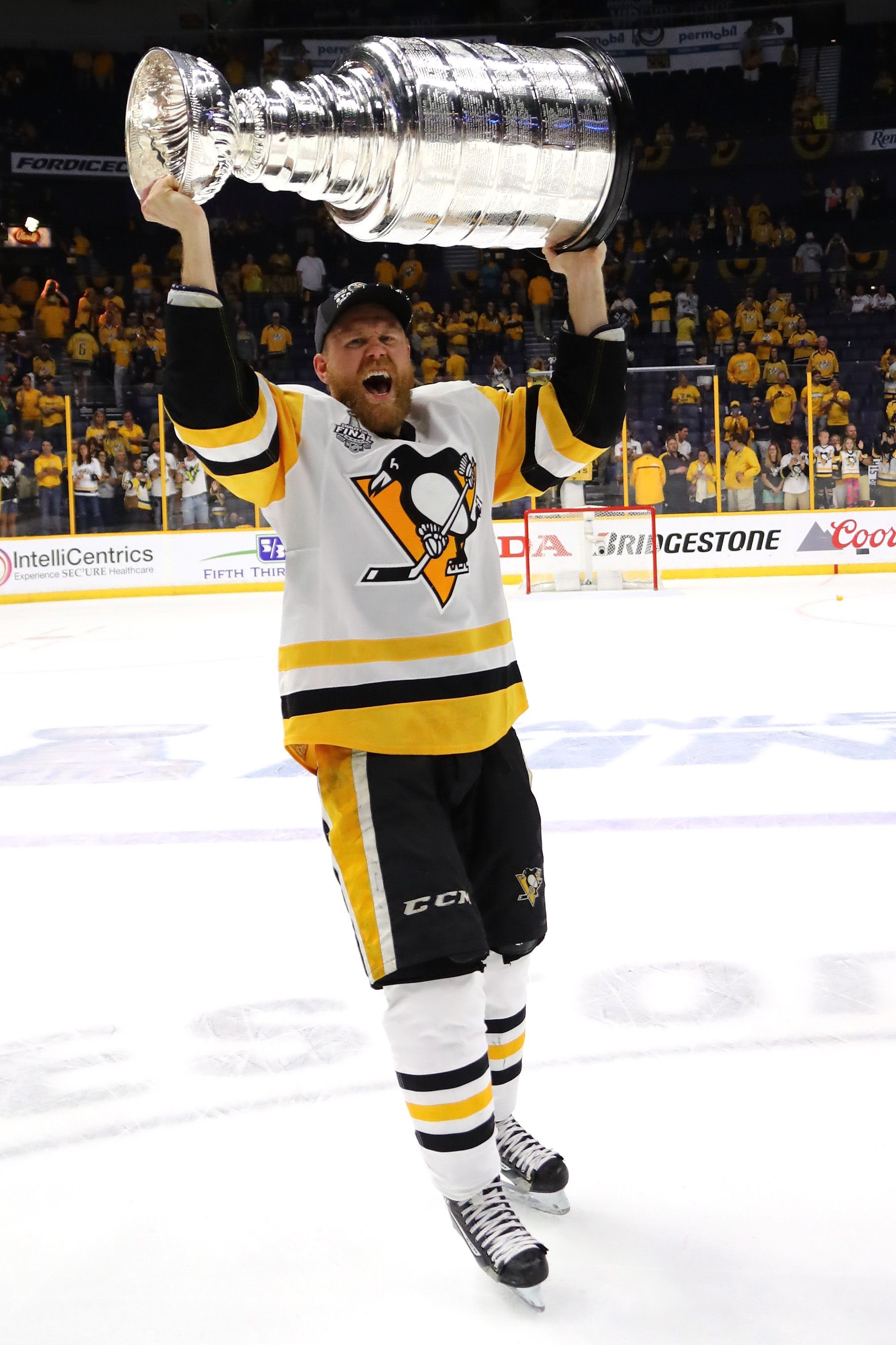 2017 Stanley Cup Champion - Patric Hornqvist. Recorded ...