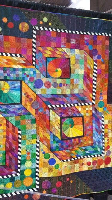 Quilt Week, Syracuse, NY | Textile art, Quilts, Art
