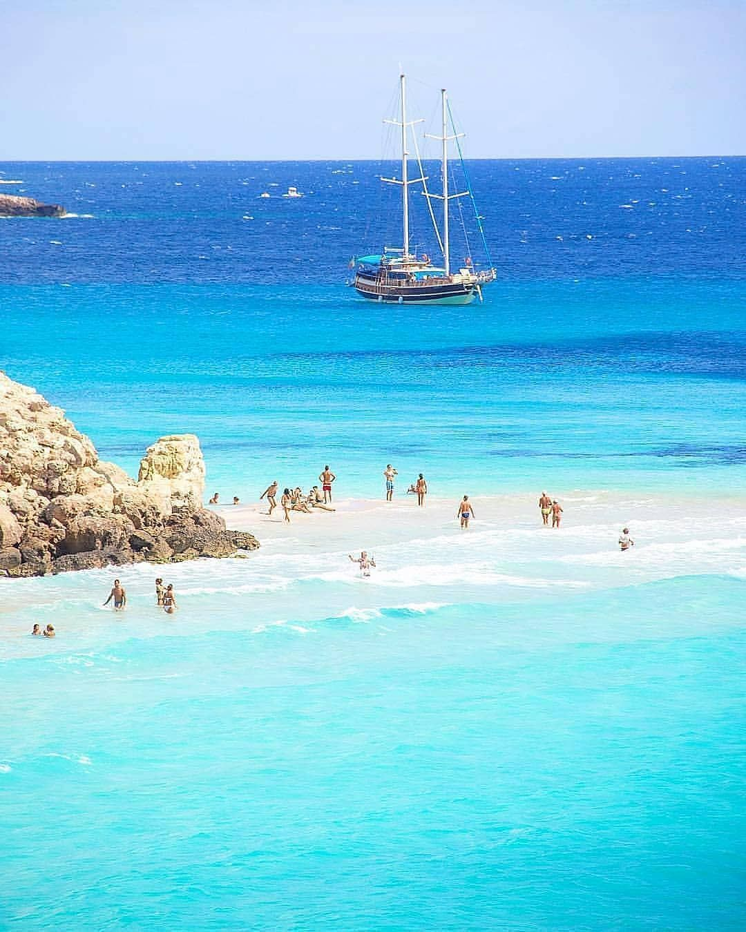 La Tabaccara Lampedusa Italy Travel Trip Tourist Attraction