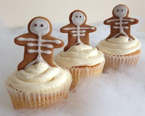 Halloween Baking - Vanilla Cupcakes Cakes Cakes Cakes - halloween baked goods ideas
