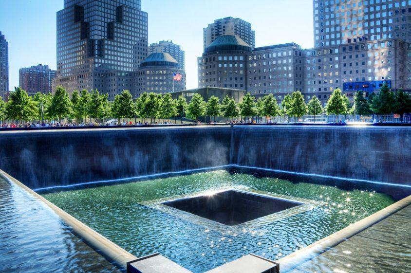 911 memorial north pool photo richard davis pool