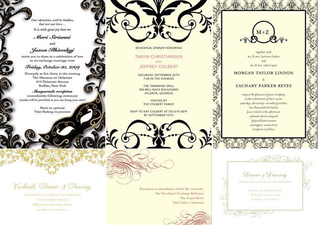 Mardi Gras Wedding Invitations And Bridal Party Pics Keywords Mardigrasthemedweddings Jevelweddingplanning Follow Us Masquerade
