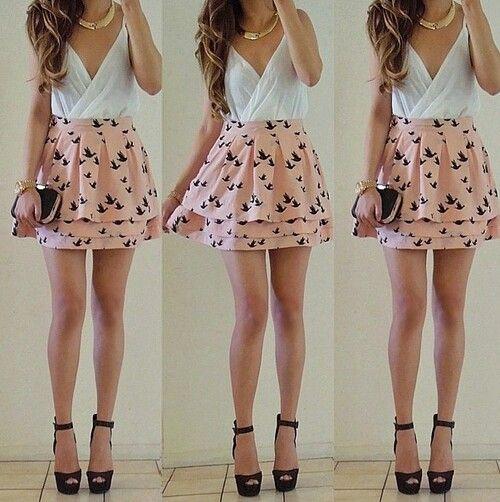 Vestido Corto Ropa De Moda Ropa Y Vestidos Cortos Bonitos