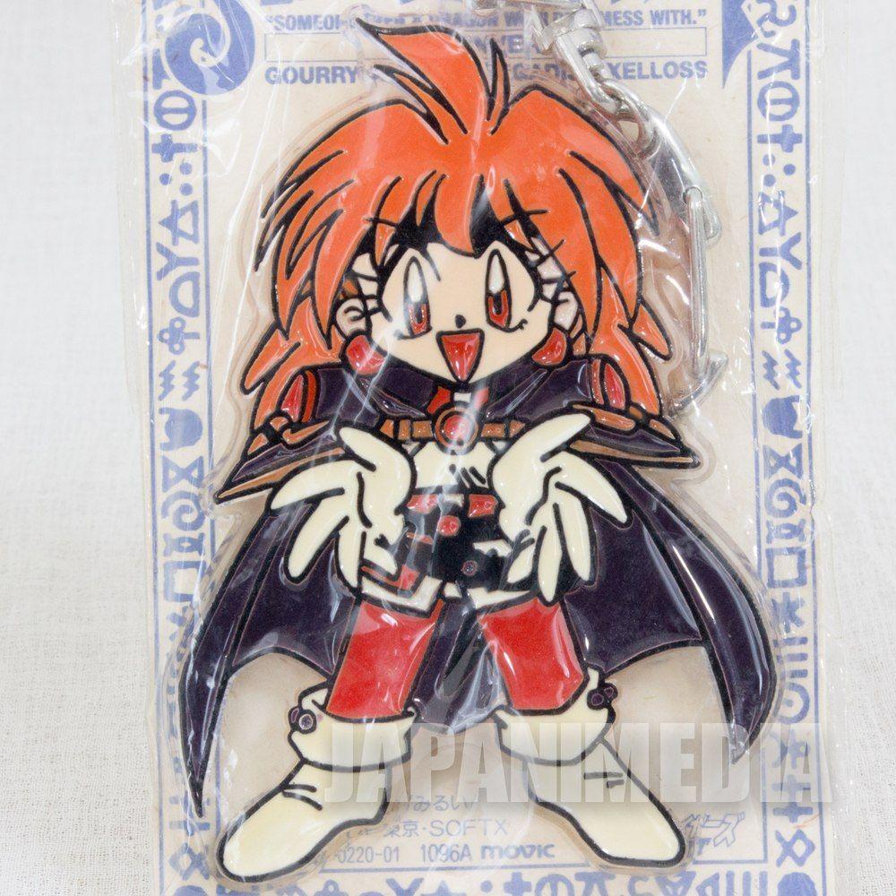 Slayers Lina Inverse Acrylic Key Chain Anime Manga NEW