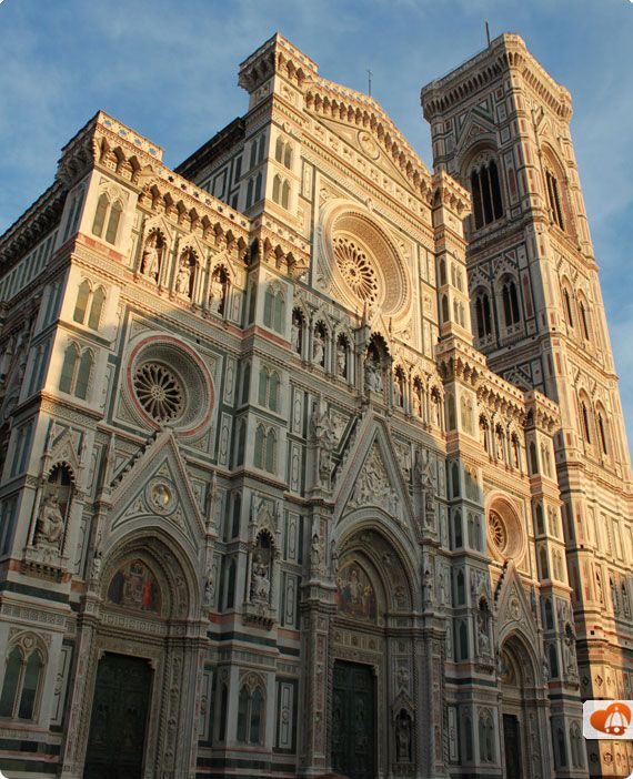 Explore #Florence on Foot: 3 Self-Guided Walking Itineraries to the Top Sights  - by Visit Florence travel guide #italy #europe