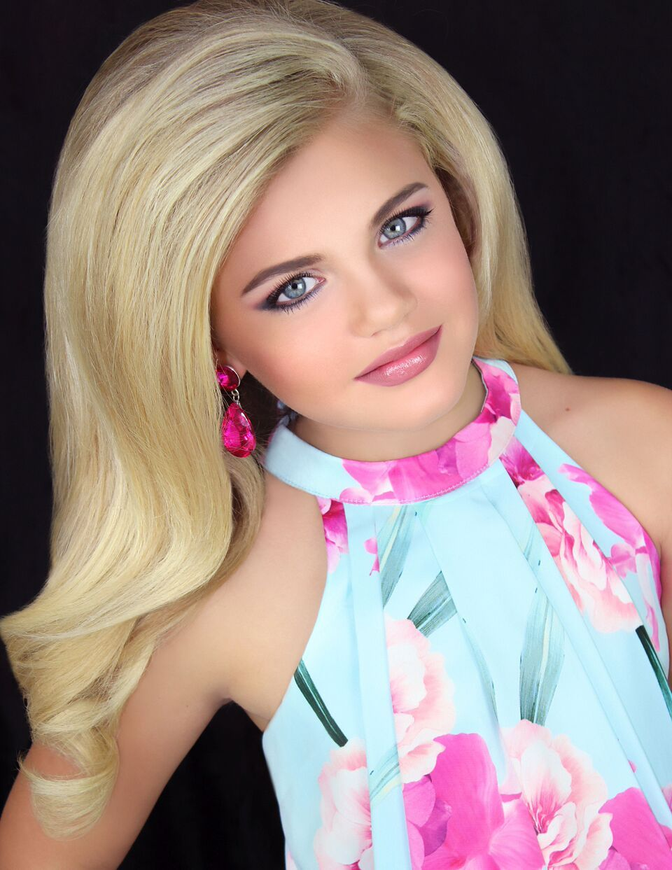 Pin on Pageant Headshots for PreTeen and Younger