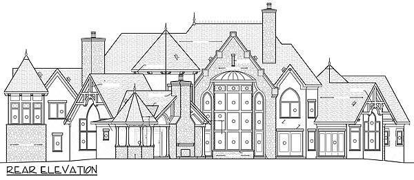 Plan 93077el Grand French Country Estate House Plan House Plans Country Estate French Country