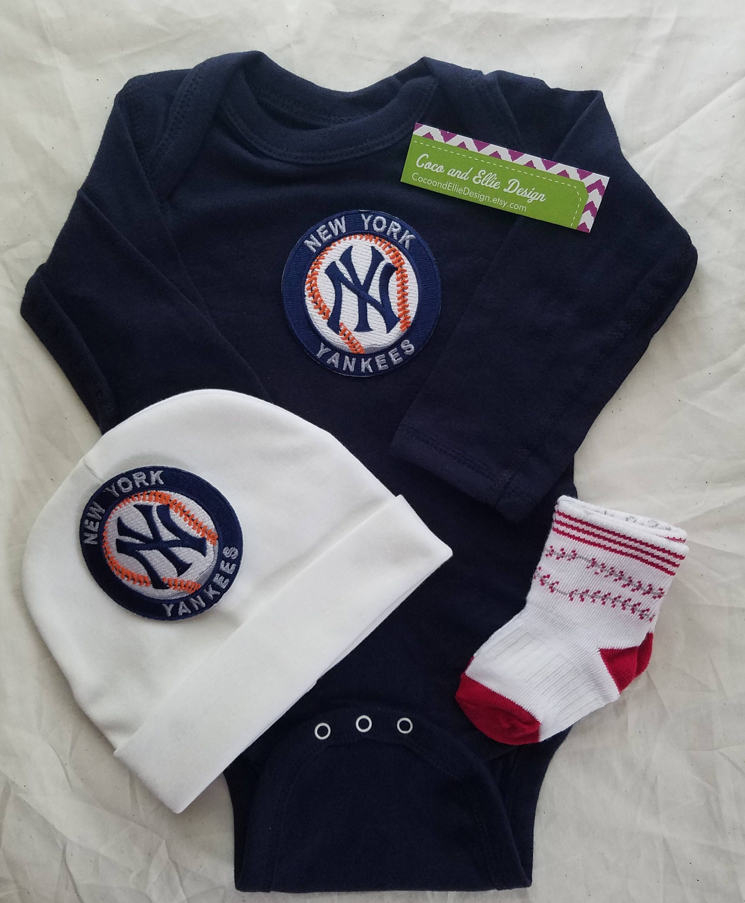 new york yankees baby outfit yankees outfit for newborn ny yankees