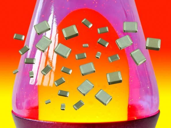 Knowles Mlc Capacitors Rated For 200c Operation Edn Capacitors Circuit Design Consumer Electronics Automotive Design