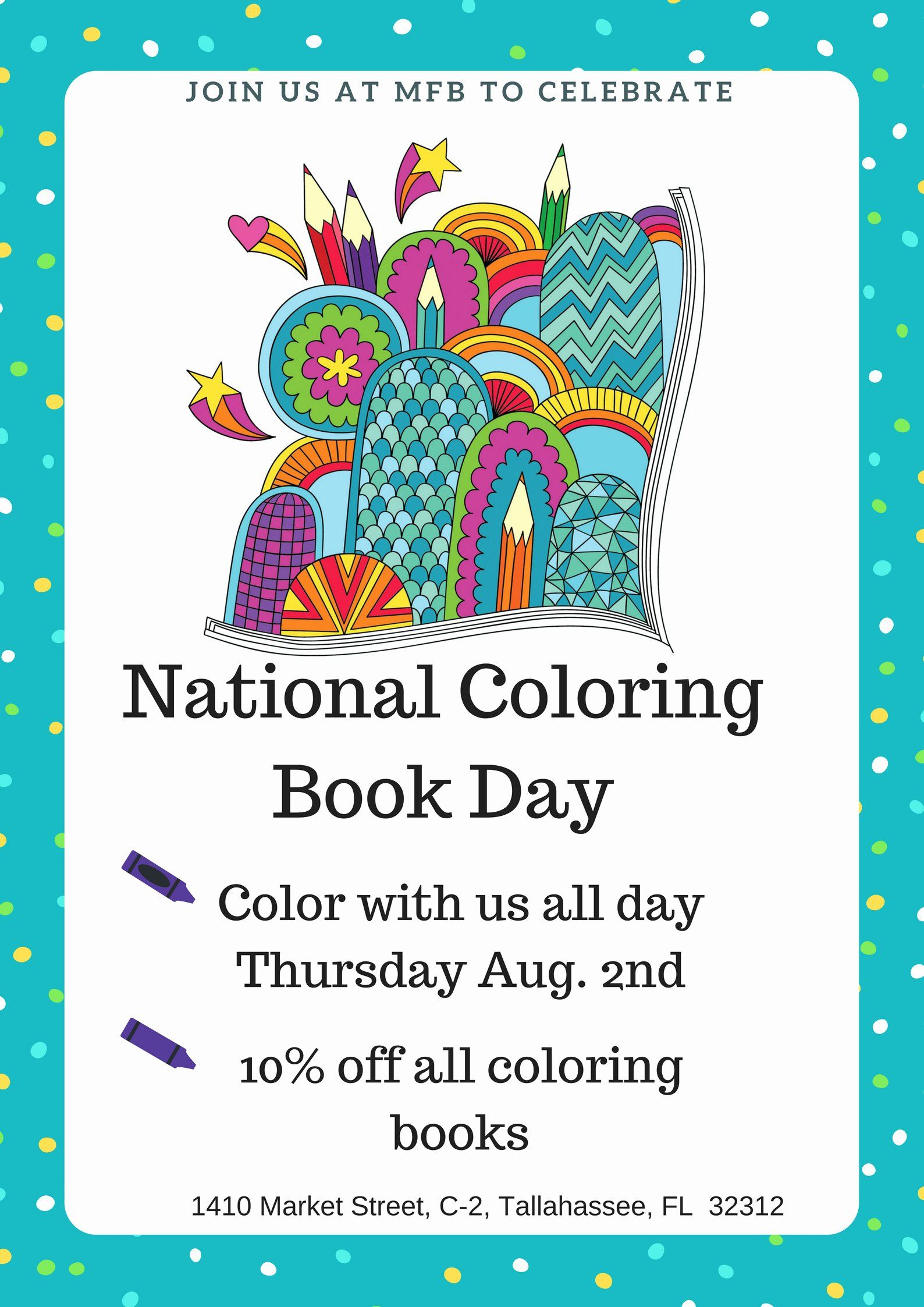 National Coloring Book Day Unique National Coloring Book Day Presented By My Favorite Books Toddler Coloring Book Coloring Books King Coloring Book