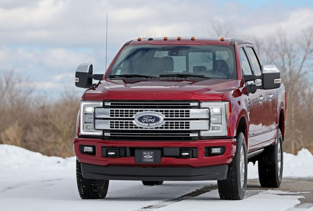 2018 Ford Fseries Super Duty Pickup Changes Specs Features