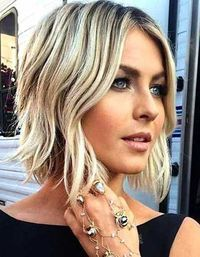 Hairstyles For 2015 Enchanting Carré Plongeant Cheveux Glamour  Coiffure  Pinterest  Bobs Short
