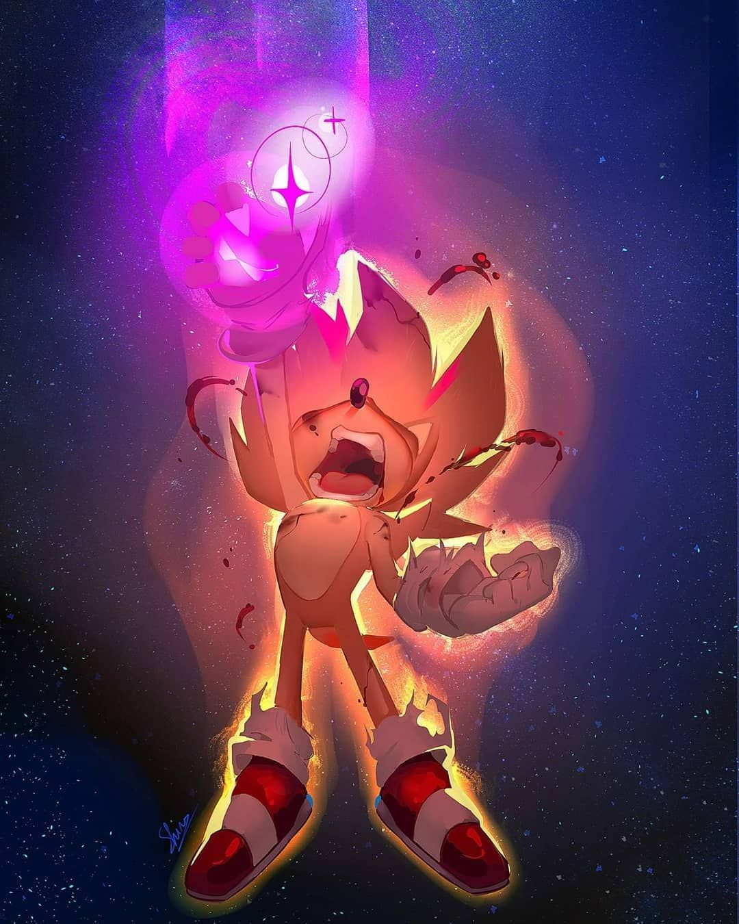 I Think I Just Found My New Phone Wallpaper Art By Johjoh45 Of Twitter Sonic Sonicthehedgehog Supersonic Hedgehog Art Sonic Fan Art Sonic The Hedgehog