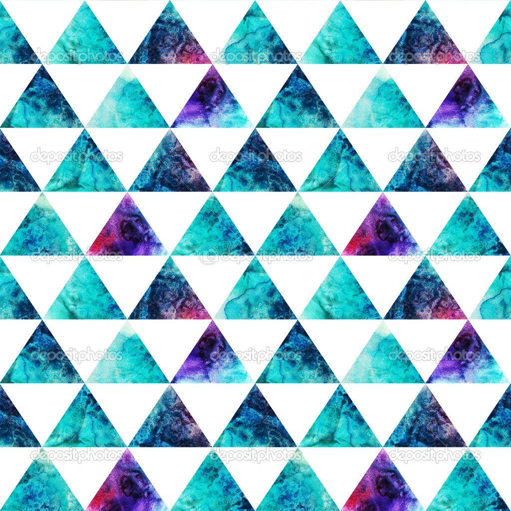 fondos triangulos hipster - Buscar con Google | #Mis15 ...