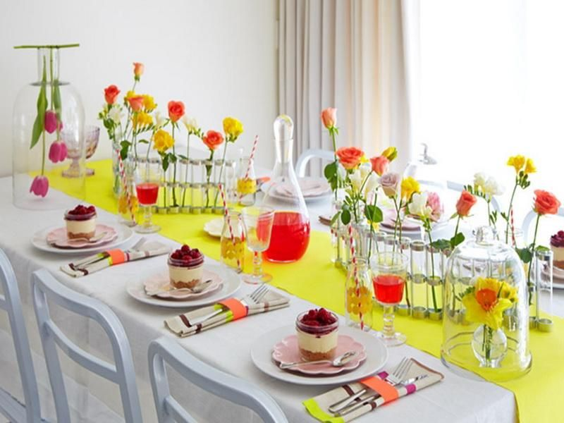 Perfect Elements for Amazing Spring Table Settings Entertaining . & Perfect Elements for Amazing Spring Table Settings: Entertaining ...
