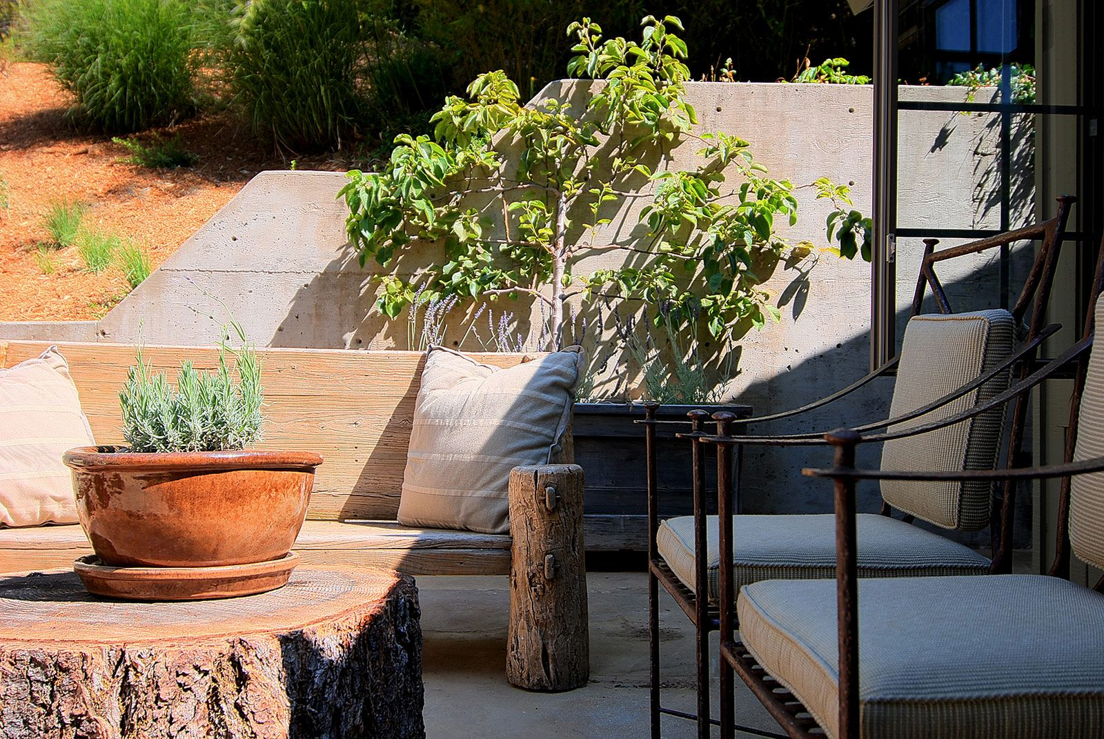 Pin by ian dennis on woodland home landscaping home