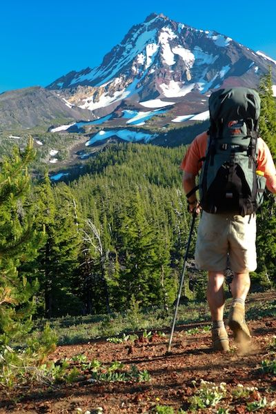 13dde2ec27 Backpacking in the Three Sisters Wilderness Area
