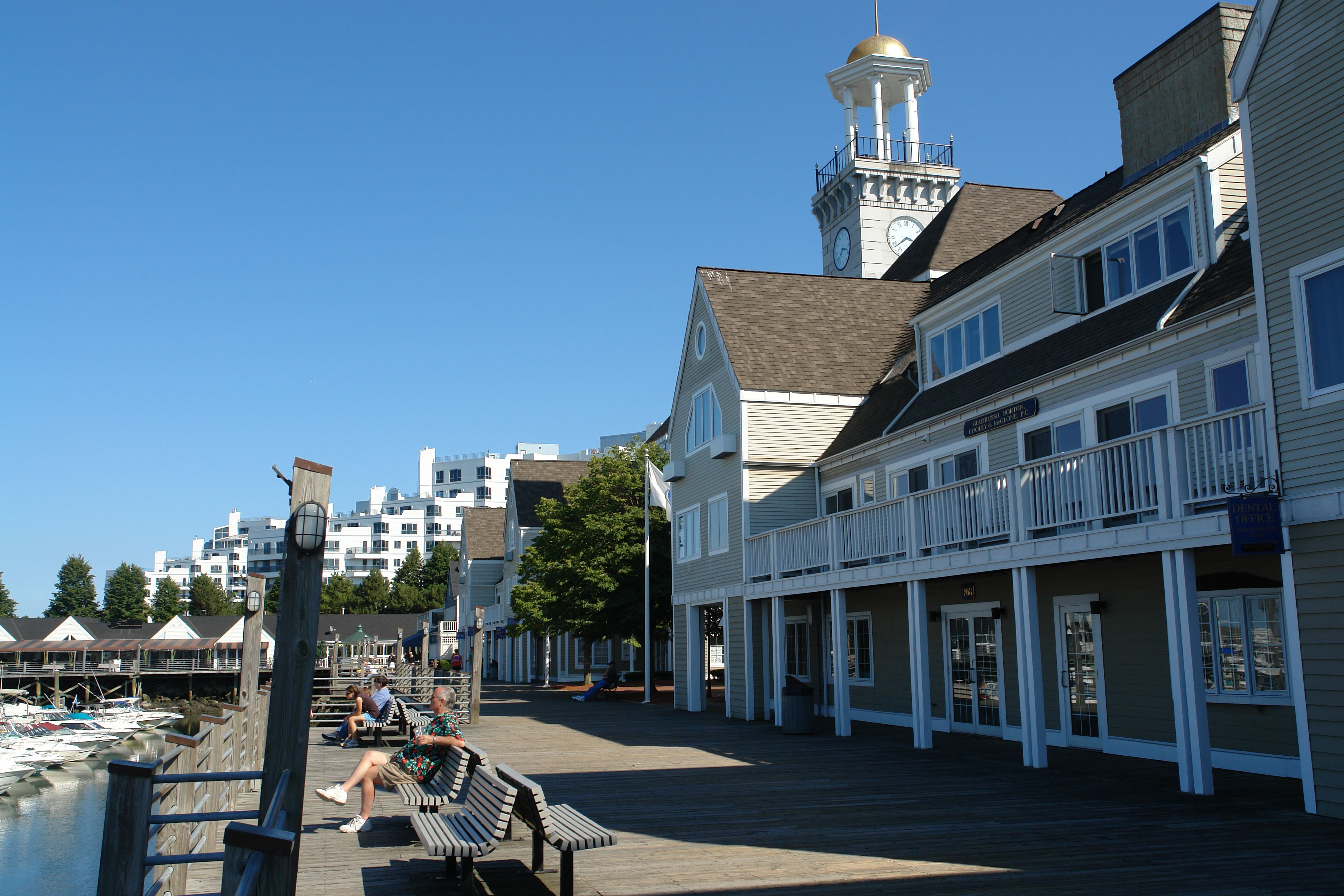 Marina Bay, Quincy, MA | Favorite Places & Spaces | Pinterest