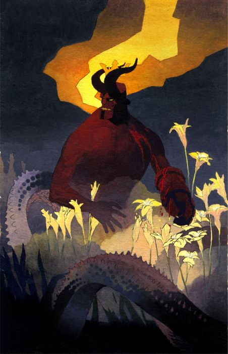 Hellboy!