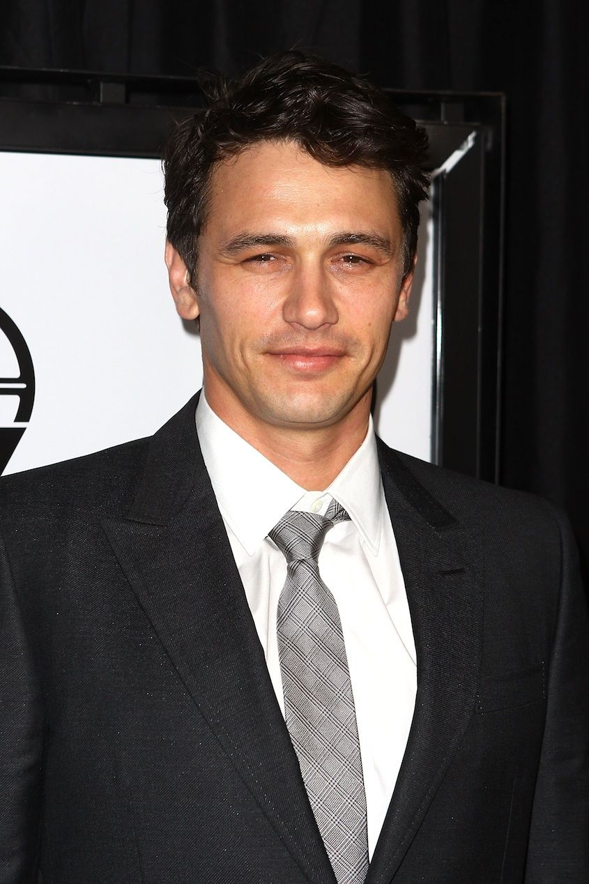 James franco to appear in a short film at londonus victoria miro