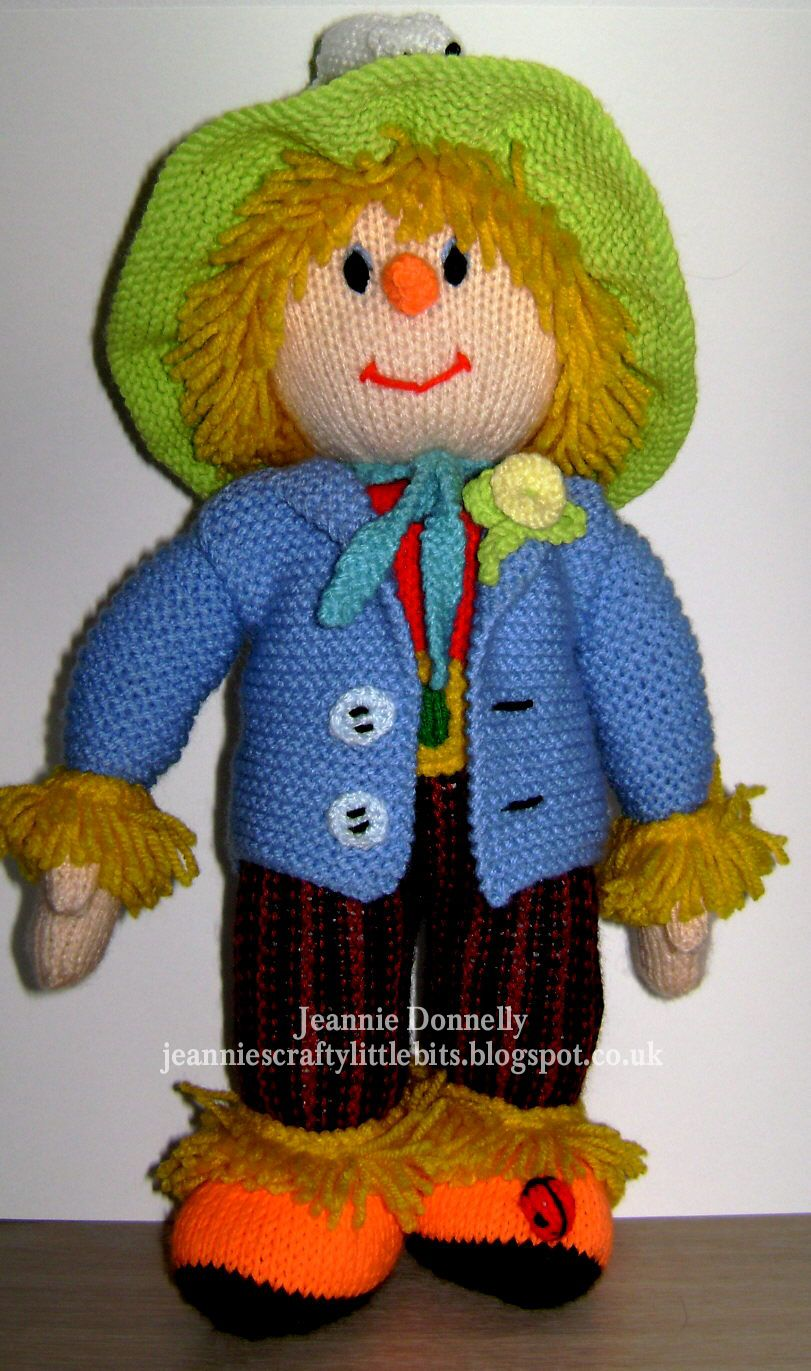 Knitting Patterns Toys Jean Greenhowe : A jean greenhowe s pattern knitting crochet toys