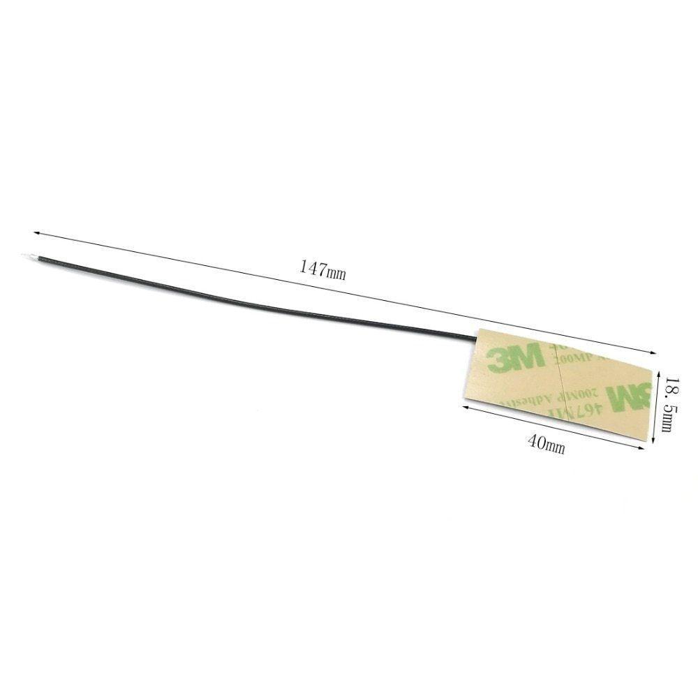 2pcs 2 4G/5G dual band wifi antenna 5dbi module internal