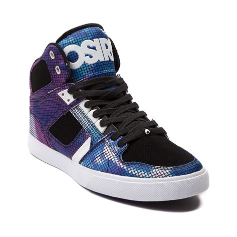 Shop for Mens Osiris NYC 83 Vulc Digi Nebula Skate Shoe in Multi Digi Nebula at Journeys Shoes.