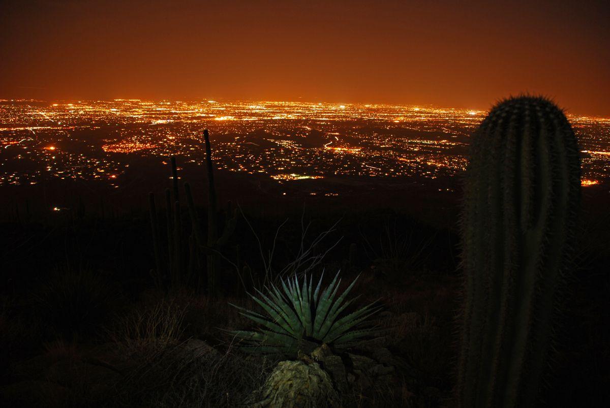 After Sunset, Monument Valley, Arizona   Smithsonian Photo